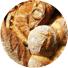 Régime sans résidus pains et féculents